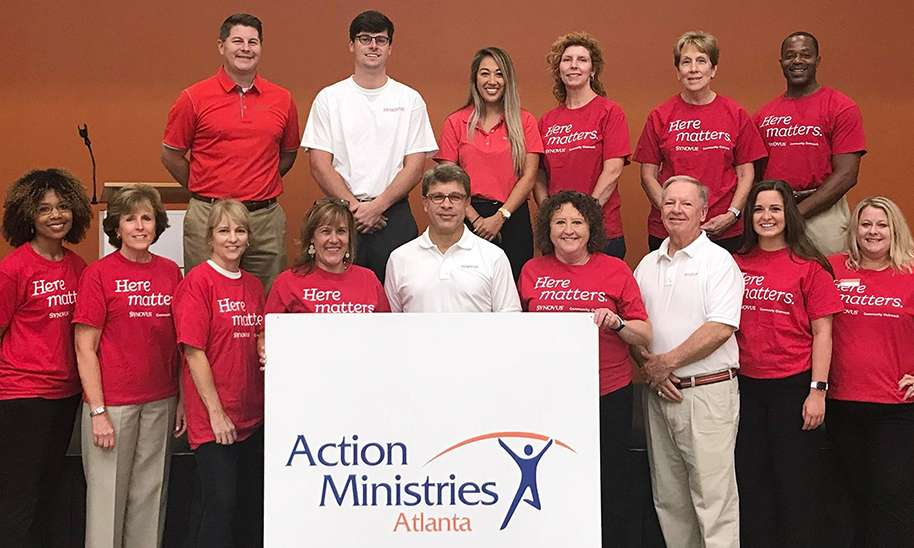 Action Ministries Atlanta campaign