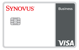 Synovus Business Visa credit card