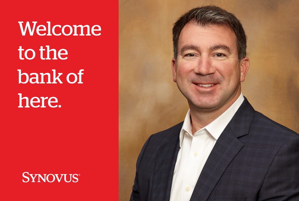 Zack Bishop To Join Synovus As Evp Of Technology And Operations Synovus