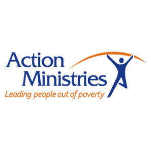 Action Ministries logo
