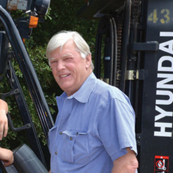 Synovus customer story testimonial rings forklift and battery david ring