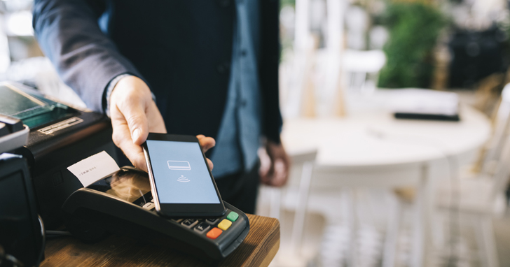 Use your mobile phone to make payments